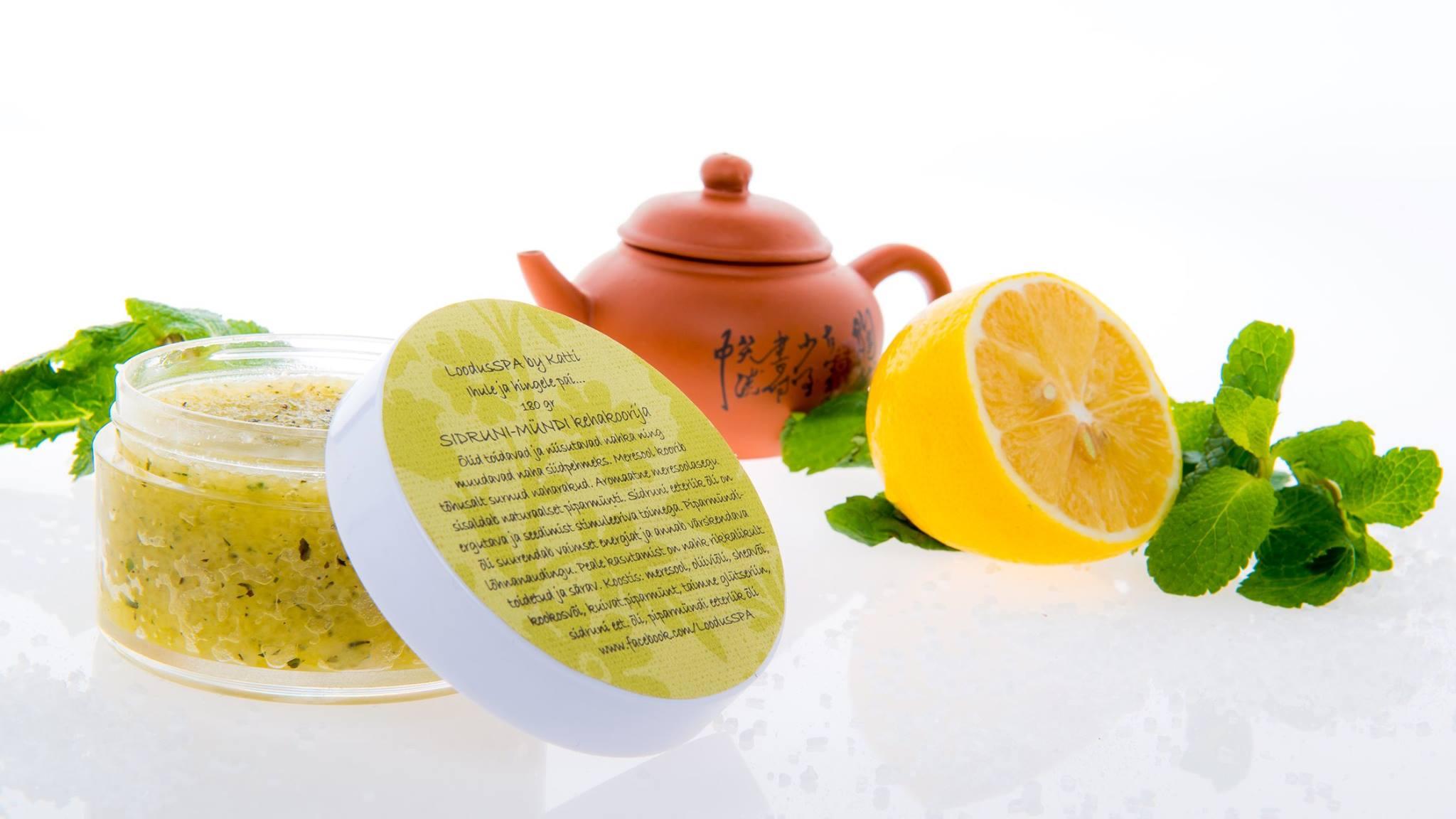 sidrunheina kasutamine